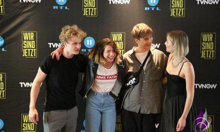 """""""Wir sind jetzt"""" – neue Young Fiction Serie ab heute bei RTL2 im Free TV"""