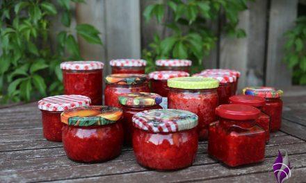 Leckere Erdbeermarmelade aus der Prep&Cook
