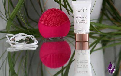 Sponsored Post FOREO LUNA mini 2 – Innovation unter den Gesichtsreinigungsbürsten