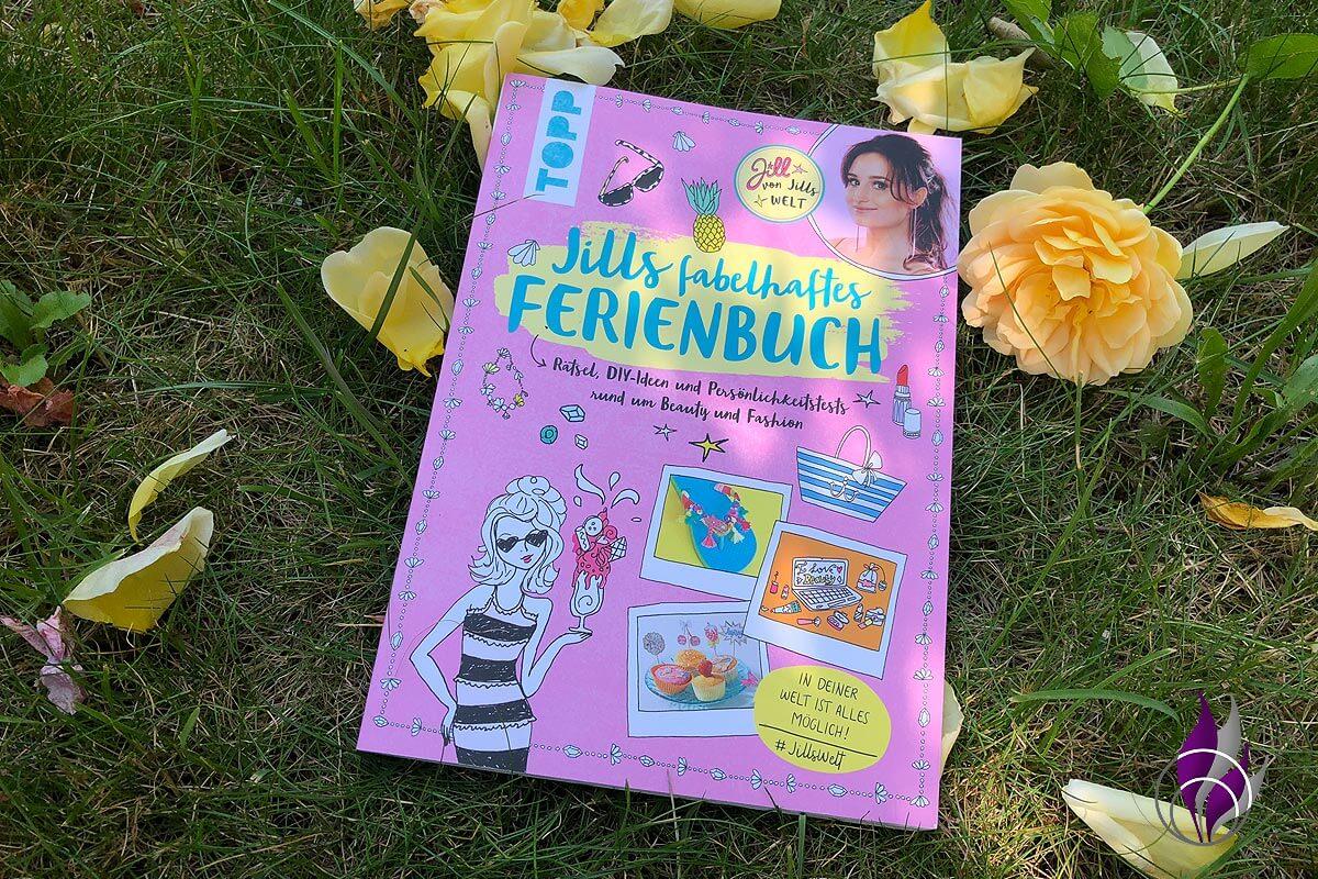 Jills Welt Ferienbuch frechverlag TOPP Kreativ