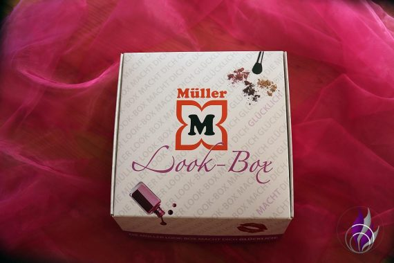 Müller Look Box Fit Summer Dreaming Verpackung