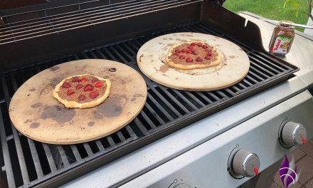 Schokopizza selbstgemacht – einfach und super lecker mit Nudossi