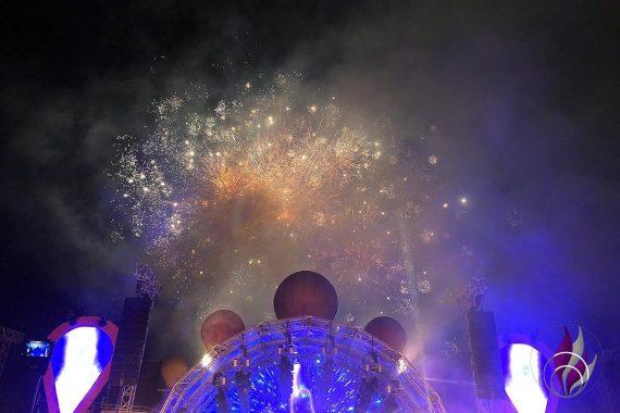 Andrea Berg Heimspiel 2019 Feuerwerk