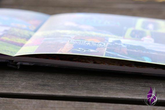 Fotobuch Saal Digital Fotopapier stabil robust