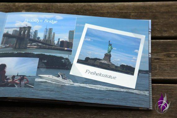 Foto-Hardcover Saal Digital Rahmen