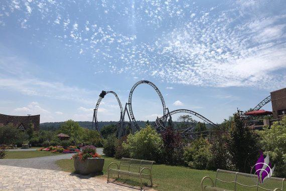 Erlebnispark Tripsdrill 90 Jahre Achterbahn Katapult