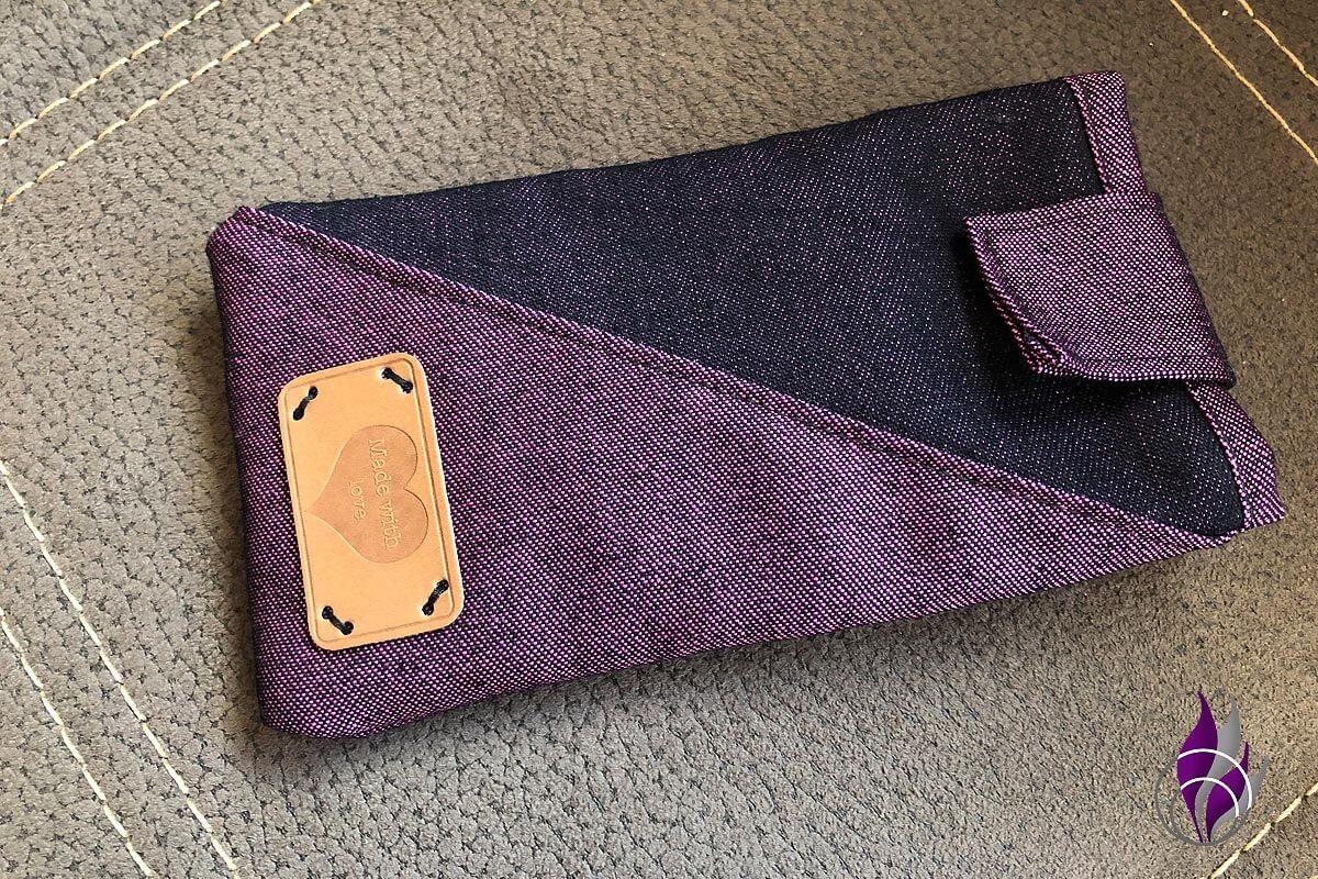 DIY Handy Tasche – Wir nähen uns eine Schutzhülle für unser Handy