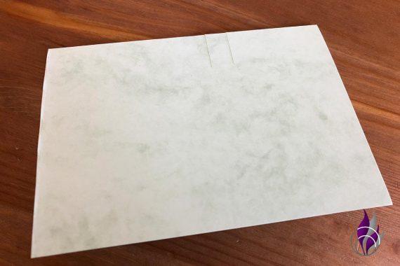 Popup Karte Einschulung Tonkarton Einschnitte