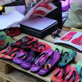 Beauty Convention BeQu Flip Flops