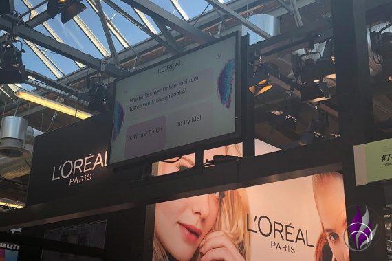 GLOW by dm Berlin 2019 L'Oréal Quiz Fragen