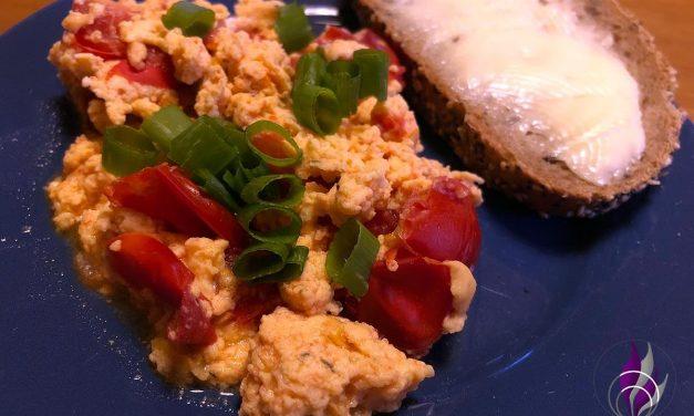 Rezept-Idee: Kennt ihr schon das Rezept Tomaten-Eier?