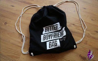 Unboxing der Boy Goodie Bag der GLOW by dm Berlin 2019