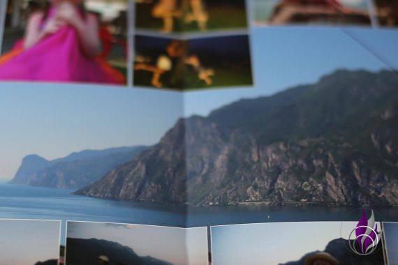 Layflat Bindung Fotobuch Saal Digital
