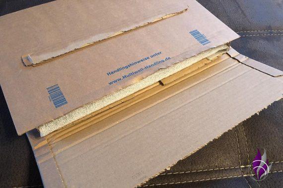 Saal Digital Verpackung