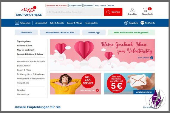Shop Apotheke Onlineapotheke fun4family
