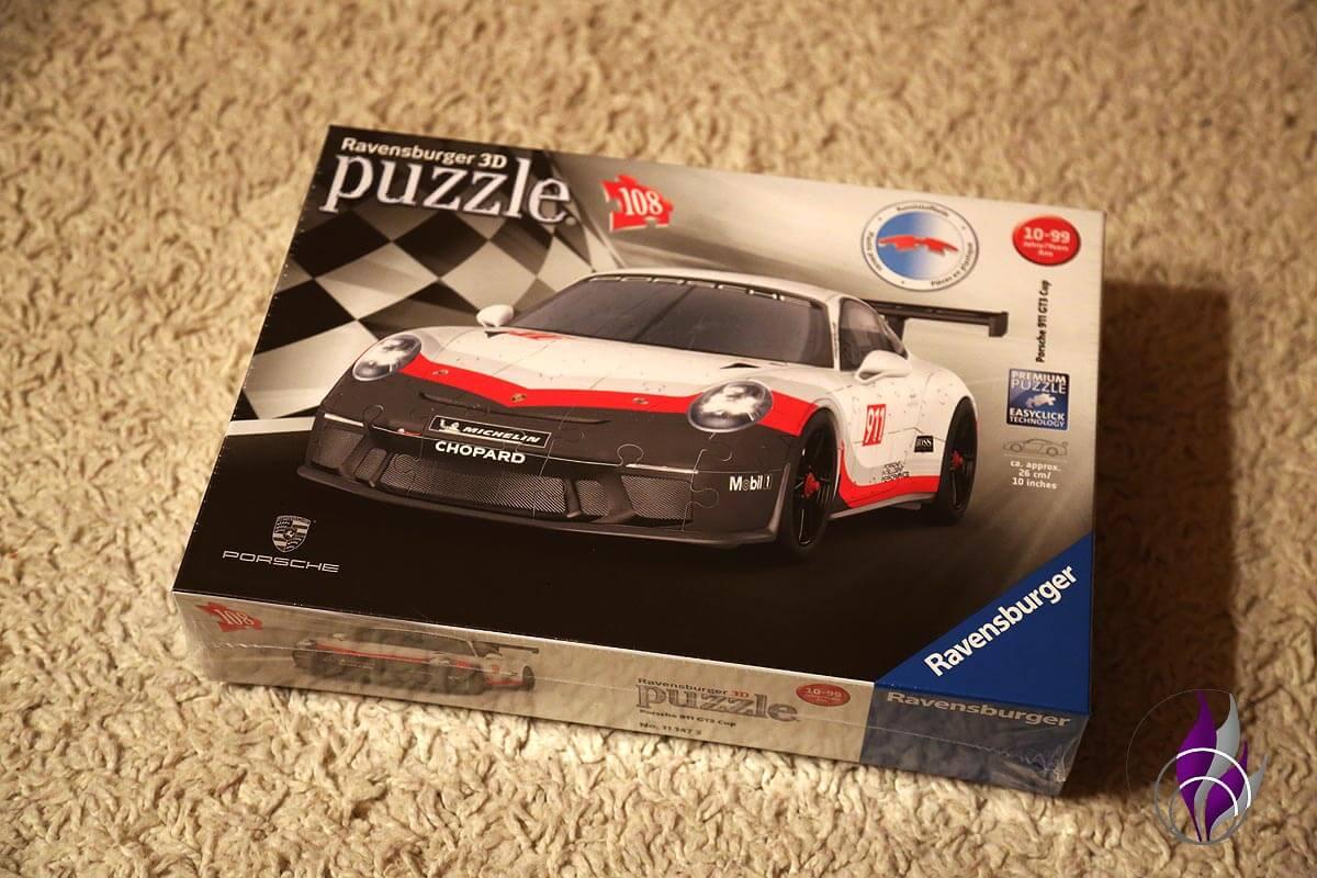 Ravensburger Porsche 3D Puzzle