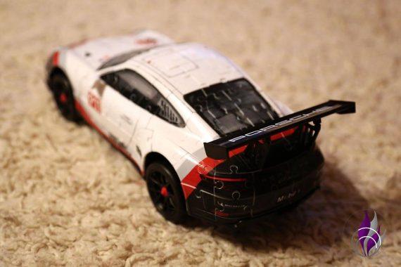 Ravensburger Porsche 3D Rückansicht