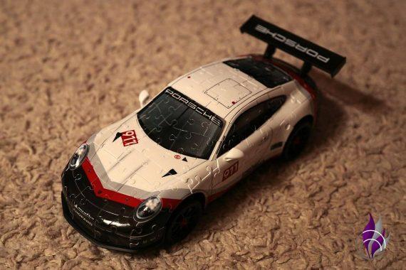 Ravensburger Porsche 3D Vorderansicht