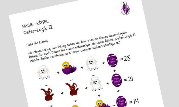 Mathe: Oster-Logik II