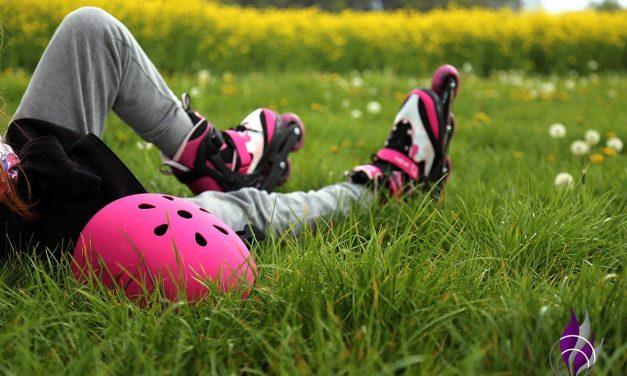 Inline-Skaten – Fahrspaß und Fitness auf vier Rollen