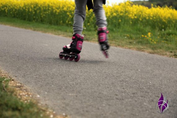 fun4family Inline-Skaten Asphalt