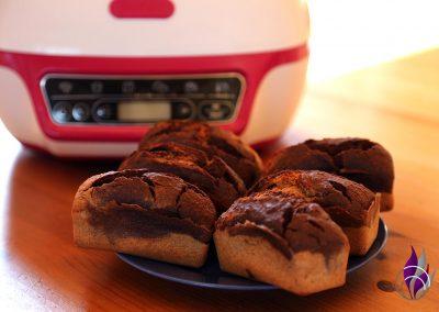 Mini-Marmorkuchen