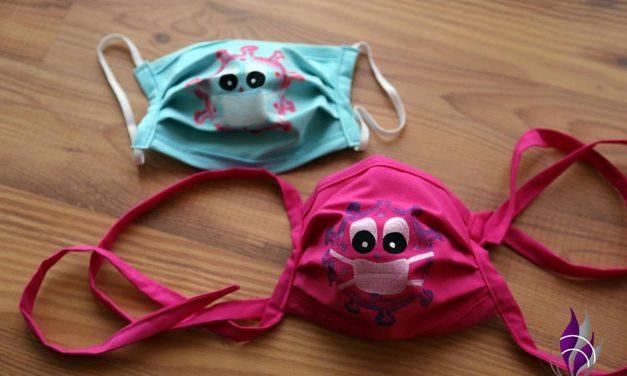 Mund-Nasen-Stoffmaske – ein aktuelles DIY-Nähprojekt