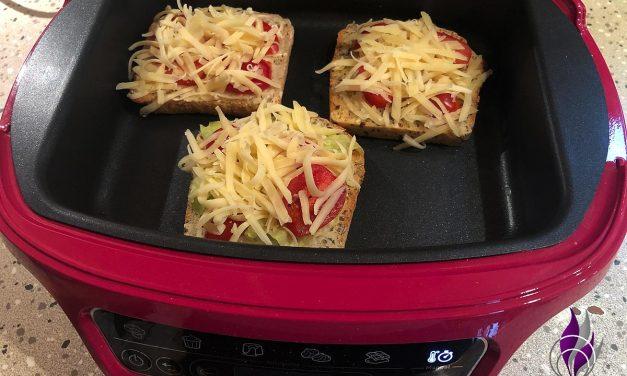 Überbackenes Brot