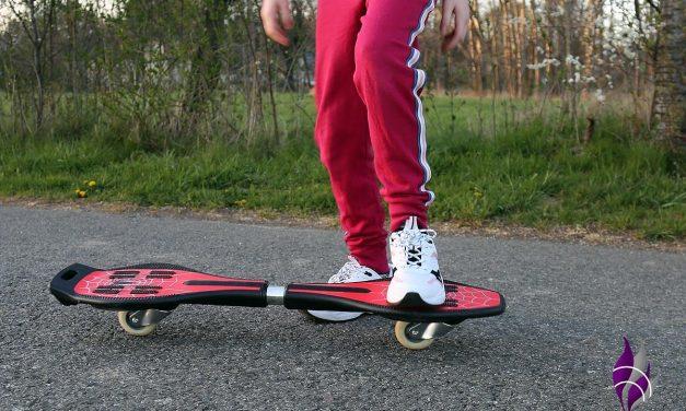Waveboard – Funsportgerät und Fahrspaß der besonderen Art