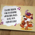 Gelungene Geburtstagsüberraschung von ESCAPE Berlin