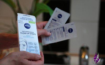 Sponsored Post NIVEA Hautverfeinernde Clear-Up Strips im Test