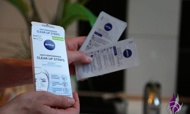 NIVEA Hautverfeinernde Clear-Up Strips im Test