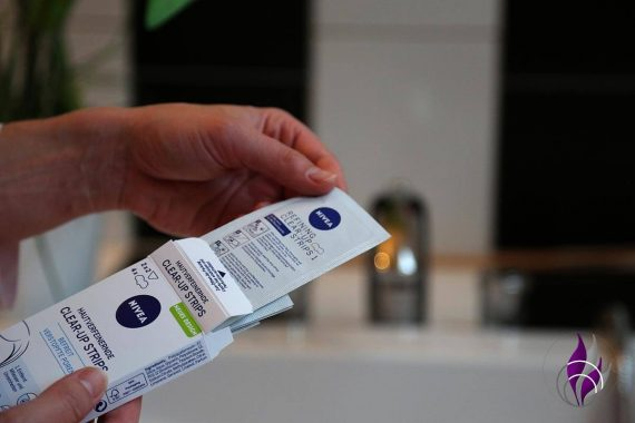 fun4family NIVEA Hautverfeinernde Clear-Up Strips Inhalt