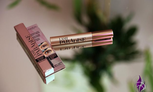 "<span class=""sponsored_text""> Sponsored Post</span> Lash Paradise Mascara von L'Oréal Paris im Test"