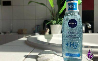 Sponsored Post NIVEA Hyaluron Mizellen-Reinigungsgel im Test