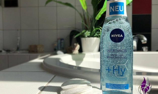 "<span class=""sponsored_text""> Sponsored Post</span> NIVEA Hyaluron Mizellen-Reinigungsgel im Test"