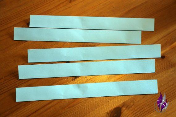 fun4family Trennblätter Erweiterung falten
