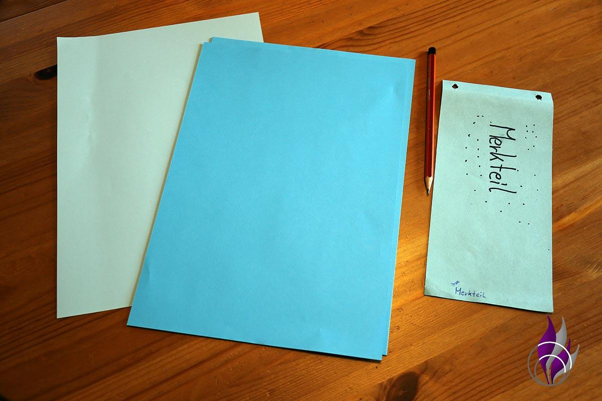 fun4family Trennblätter Material Papier