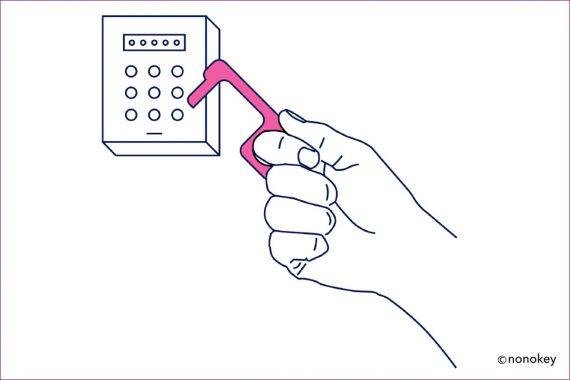 Piktogramm Eingabegeräte bedienen
