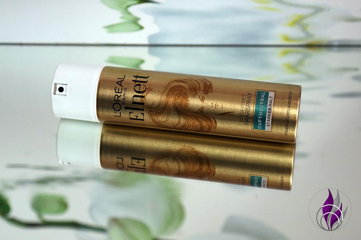 "<span class=""sponsored_text""> Sponsored Post</span> Elnett Haarspray Duftneutral von L'Oréal Paris im Test"