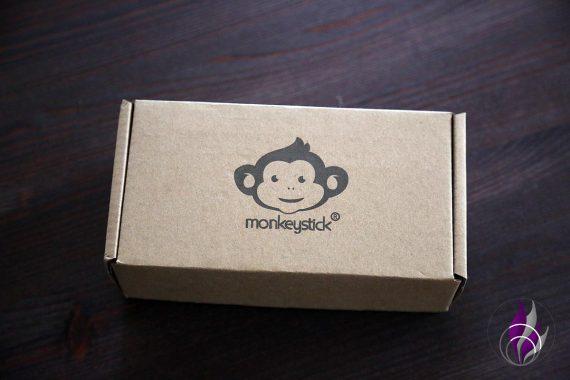 fun4family monkeystick flexibler Selfiestick Verpackung
