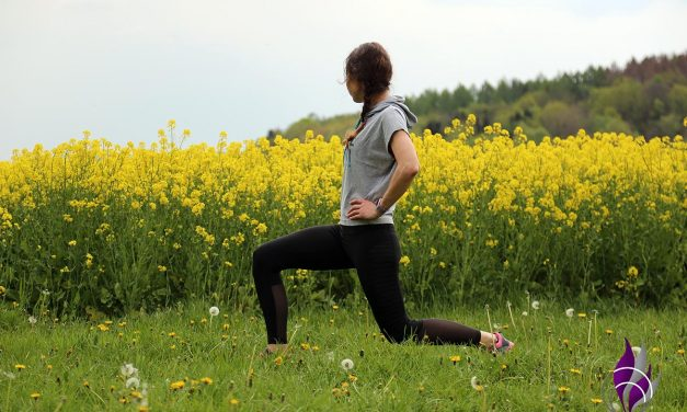 Outdoor-Fitness-Übung Teil 3 – Lunges, auch als Ausfallschritte bekannt