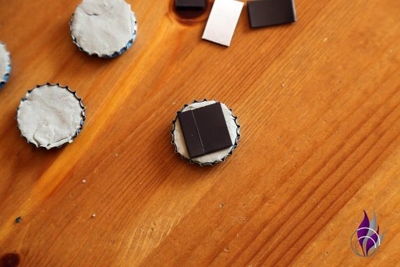 fun4family DIY Magnete Magnetstreifen Modelliermasse