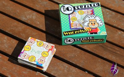 IQ Puzzle Wurzelsatz – anspruchsvolles Knobelpuzzle von Leif