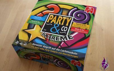 Sponsored Post Party & Co. EXTREME – Spiel für Spieleabende mit Freunden und Familie