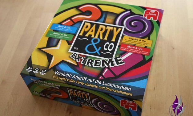 """<span class=""""sponsored_text""""> Sponsored Post</span> Party & Co. EXTREME – Spiel für Spieleabende mit Freunden und Familie"""