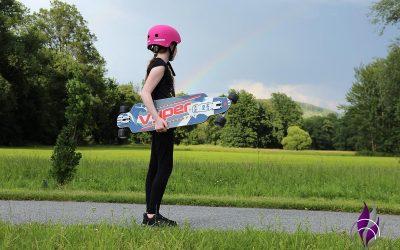 Sponsored Post Vyperboard – Flatboard mit einzigartiger Lenkachse sorgt für Fahrspaß pur