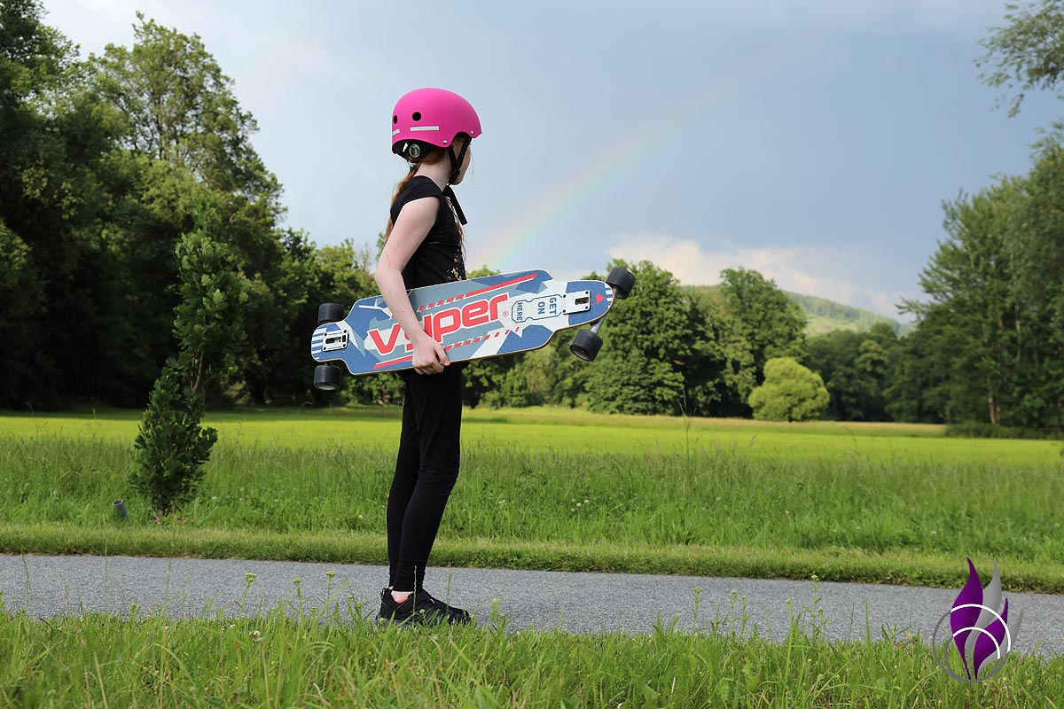 fun4family VYPERBOARD VYPERSPORTS Flatboard Streetboard