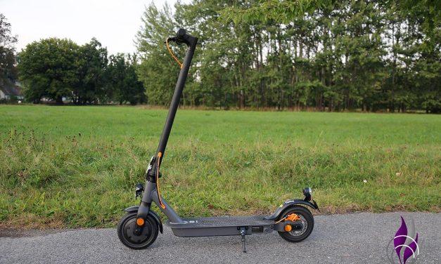 """<span class=""""sponsored_text""""> Sponsored Post</span> E-Scooter – Erfahrungsbericht zur Alternative zum Auto für Mobilität in der Stadt"""