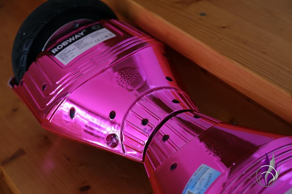 fun4family Hoverboard ROBWAY W2 Lautsprecher